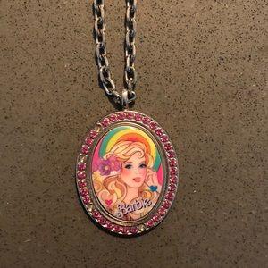Tarina Tarantino Barbie necklace